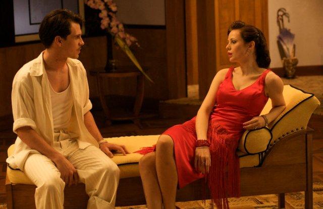 Brooke Williams as Margot Bramwell